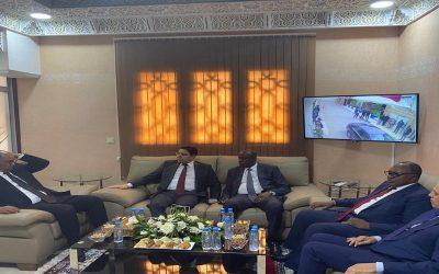 كولي بالي يؤيد الحكم الذاتي بالصحراء والصداقة المغربية الايفوارية