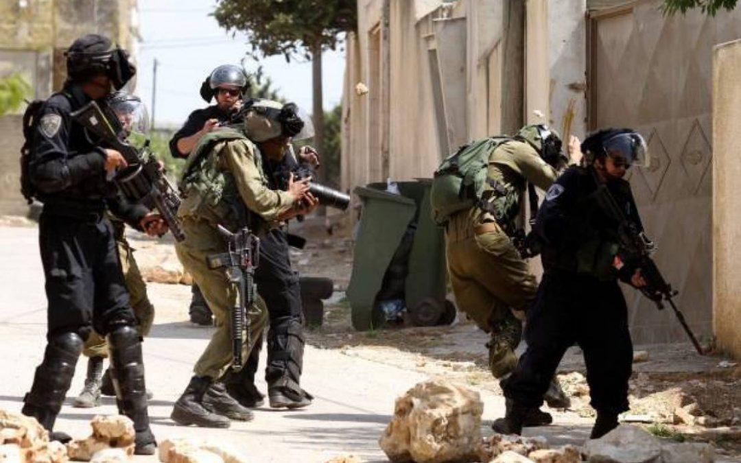 إصابة 174 فلسطينيا في مواجهات مع  جيش الاحتلال في الضفة