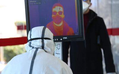 المستشفى العسكري بالرباط يستقبل 79 مواطنا مغربيا من العائدين من الصين بسبب كورونا