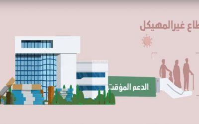 وزارة الداخلية: الأسر المعنية بالدعم المؤقت تكتفي بتتبع الطلبات عبر الهاتف ولا تتنقل إلى الإدارات العمومية