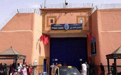 """إدارة سجن مراكش تكشف حقيقة تمييز المتهمتين في قضية """"حمزة مون بيبي"""" على باقي السجينات"""