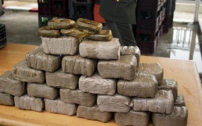 طنجة..حجز 863 كيلوغراما من مخدر الشيرا