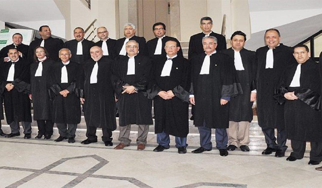 """هيئات المحامين بالمغرب تضخ أزيد من 8 ملايين درهم في صندوق مكافحة """"كورونا"""""""