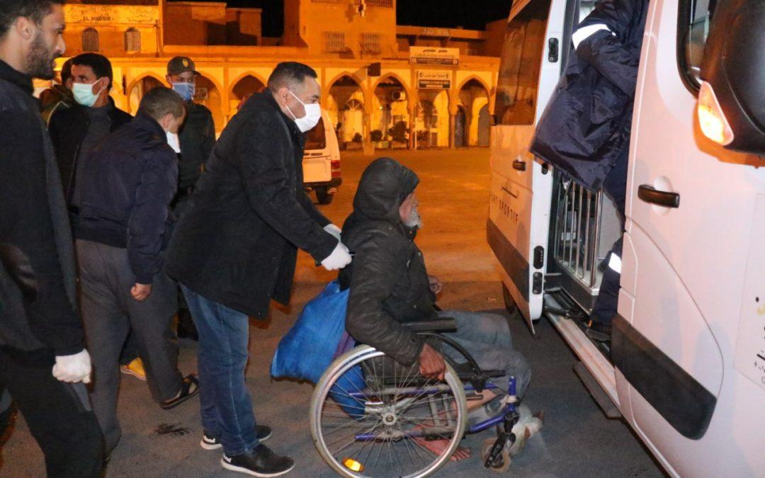 إيواء أزيد من 1600 مشرد حماية لهم من جائحة كورونا بالمغرب