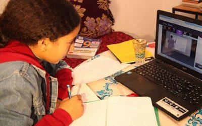 تأجيل الامتحانات أثر على اهتمام التلاميذ بالدراسة عن بعد