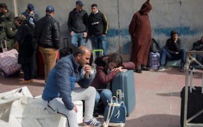 """المغرب يقرر صرف مخصصات سياحية استثنائية لفائدة المغاربة العالقين خارج أرض الوطن بسبب """"كورونا"""""""