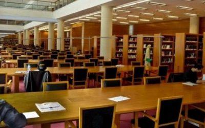 المكتبة الوطنية تقدم خدمة نسخ الكتب والمقالات مجانا لطلبة الماستر والدكتوراه طيلة أيام الحجر الصحي