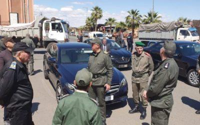 سلطات مراكش تتخد إجراءات جديدة فيما يخص الرخص الإستثنائية