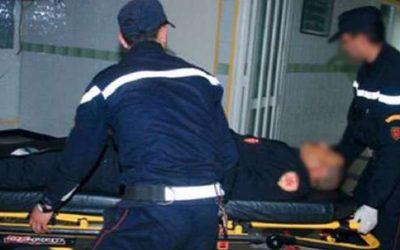تازة : العثور على شرطي مصاب برصاصة من سلاحه الوظيفي