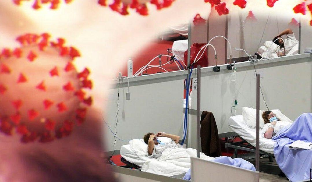 هذا توزيع الاصابات بفيروس كورونا المستجد في المغرب