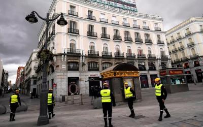 إسبانيا تقرر تمديد حالة الطوارئ
