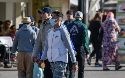 الداخلية تدعو رجالها إلى إلزام المواطنين بإرتداء الكمامة تحت طائلة الغرامة والمتابعة