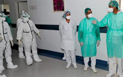 استبعاد مابقارب 800 شخص من الاصابة بفيروس كورونا بجهة العيون الساقية الحمراء