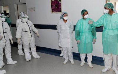 مخيف جدا .. تسجيل أعلى حصيلة إصابة مؤكدة بكورونا خلال 24 ساعة منذ بداية ظهور الوباء بالمغرب