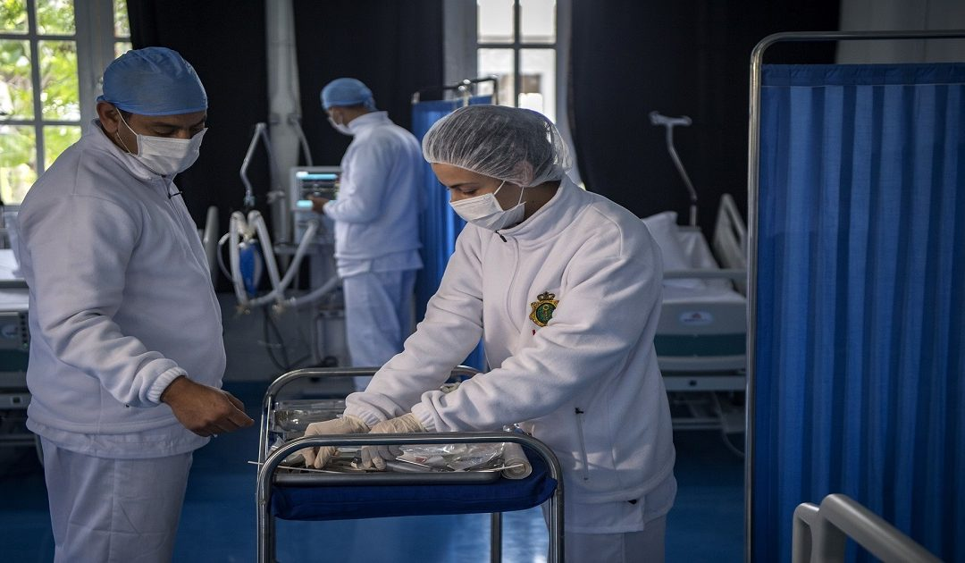 81 حالة مؤكدة للاصابة بفيروس كورونا بجهة العيون الساقية الحمراء