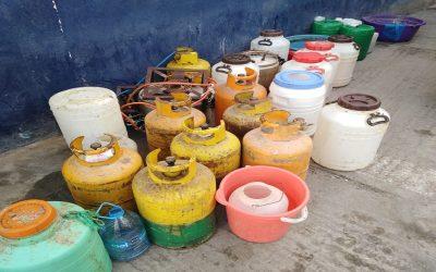 ايقاف مروج لمادة الكيف وبحوزته معمل لتقطير ماء الحياة بالداخلة