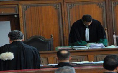 توزيع آلاف الأقنعة على قضاة الدائرة الاستئنافية بالدار البيضاء