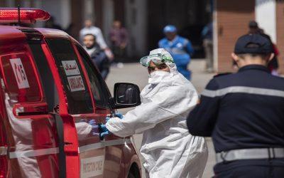 تسجيل 2423 إصابة جديدة بفيروس كورونا
