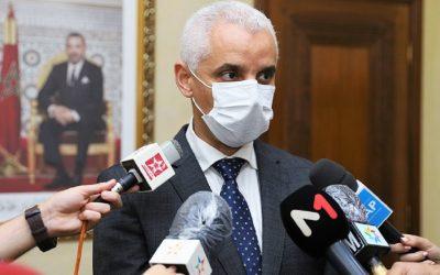 وزير الصحة: التلقيح يشكل فرصة للحماية ضد كورونا لم يستثمرها عدد كبير من المواطنين