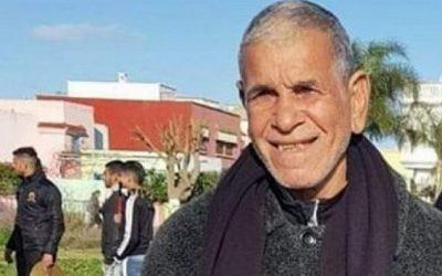 نجم المنتخب المغربي في سبعينيات القرن الماضي حميد دحان في ذمة الله