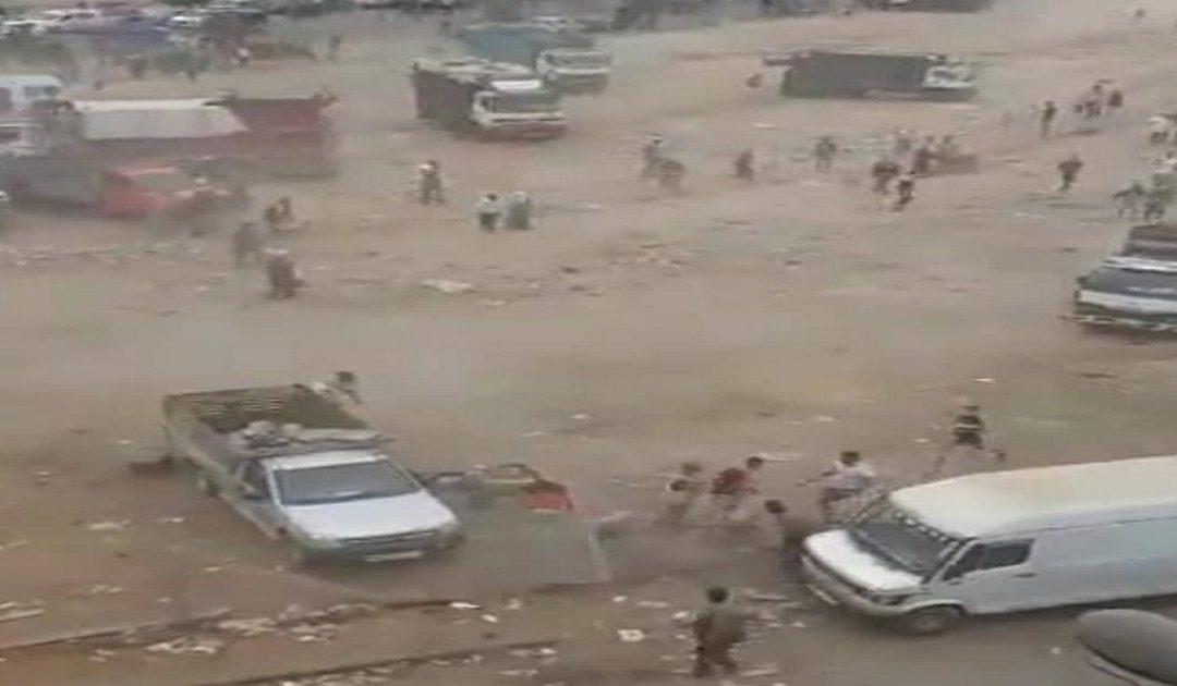 سرقة أضاحي العيد في سوق بالبيضاء يسقط 20 شخصا في قبضة الأمن