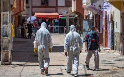 حمضي: دخول البلاد موجة إنتشار جديدة لفيروس كورونا بشكل أكبر تبقى قائمة