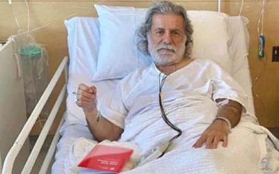 مارسيل خليفة يجري عملية جراحية في أستراليا وهذه آخر تطورات حالته الصحية