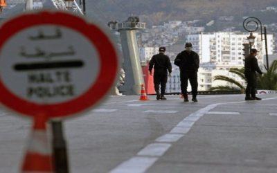 الجزائر تقرر تمديد الحجر الجزئي لمدة 15 يوما في في 29 ولاية