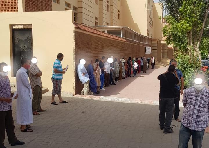 عشرات الآباء والأولياء لتلاميذ بمراكش يقدمون طلبات جماعية لمغادرة مدرسة خاصة