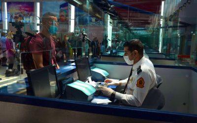 تعبئة شاملة وجاهزية قصوى للمصالح الأمنية لتسهيل حركة عبور المسافرين