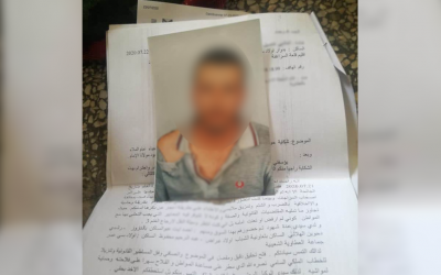 مواطن يطالب بإنصافه بعد تعرضه للإهانة والضرب من طرف قائد بالعطاوية