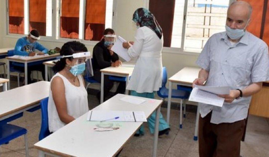 أخيرا مدارس طنجة تستعد لفتح أبوابها