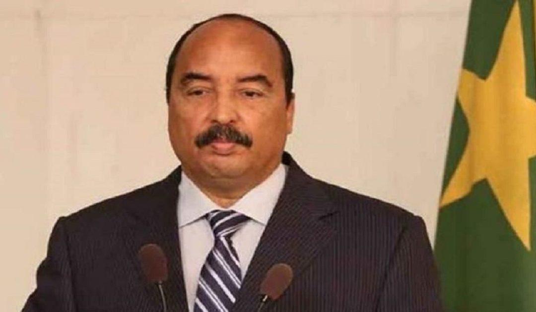 الرئيس الموريتاني السابق محمد ولد عبد العزيز يودع السجن