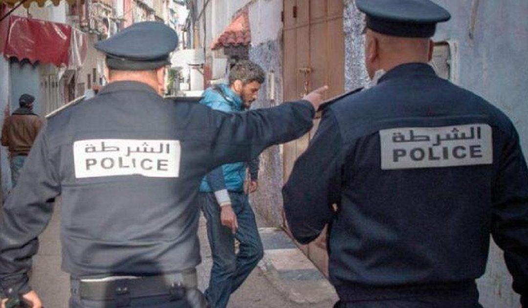 مراكش .. السرقة بالعنف يجر شابا من ذوي السوابق القضائية إلى الاعتقال