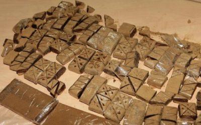 الدار البيضاء .. الشرطة القضائية تجهض محاولة لتهريب المخدرات وتحجز قرابة طنين من مخدر الشيرا