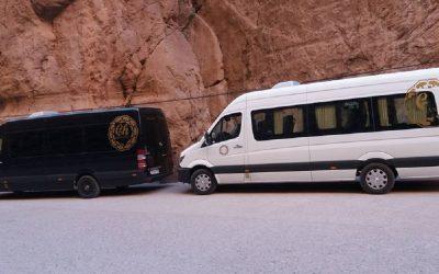 في خطوة تصعيدية ضد الحكومة .. مهنيو النقل السياحي يخوضون إضرابا مفتوحا