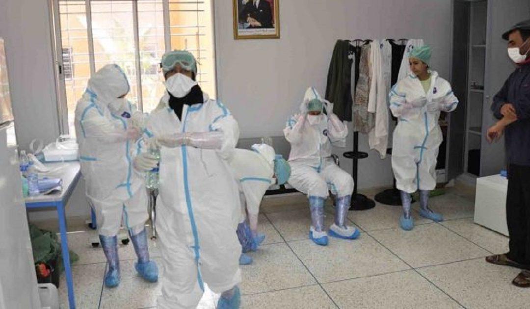 تسجيل 3256 إصابة جديدة بفيروس كورونا