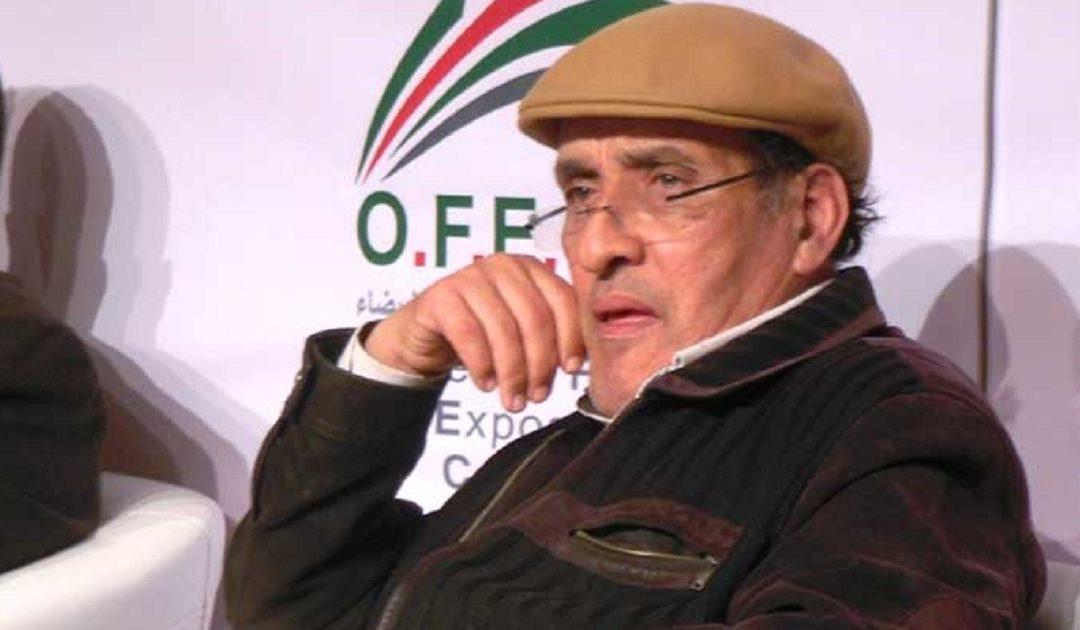 المفكر والفيلسوف المغربي محمد وقيدي في ذمة الله