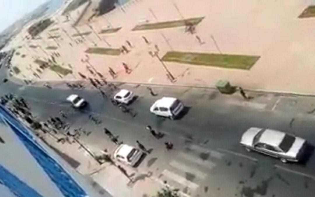 آسفي .. توقيف سائق سيارة اصطدم  عمدا بقاصرين وتسبب في وفاة أحدهم