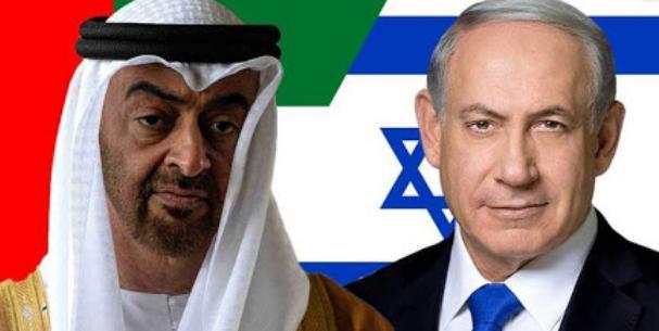 التطبيع الاماراتي-الاسرائيلي بين الغضب الفلسطيني والاشادة الامريكية