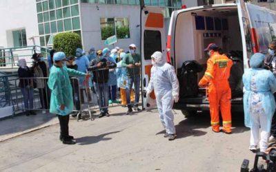 تسجيل 2533 إصابة جديدة بفيروس كورونا
