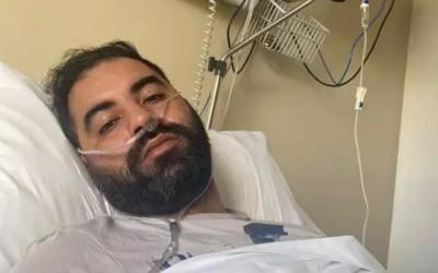 محسن صلاح الدين يكشف جديد حالته الصحية ويطمئن متابعيه