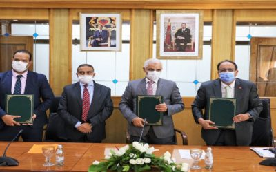 وزارة الصحة توقع اتفاقية-إطار للشراكة مع الفدرالية الوطنية للصحة من أجل تطوير المنظومة الصحية