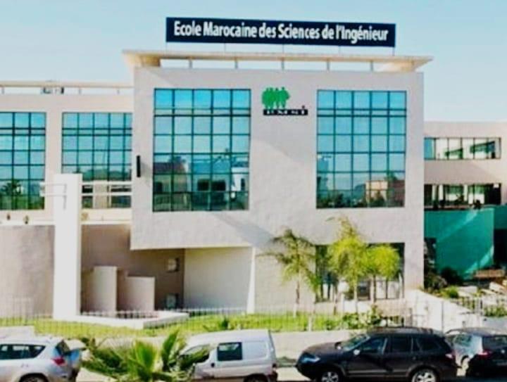 """المدرسة المغربية لعلوم المهندس تتوج بالجائزة الكبرى وأربع ميداليات ذهبية بالمعرض الدولي """"أسبوع الابتكار في إفريقيا 2020 """""""