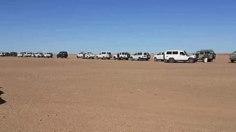 خطوة استفزازية للبوليساريو والمجتمع المدني بالصحراء يطالب بمسيرة تحرير للمناطق العازلة