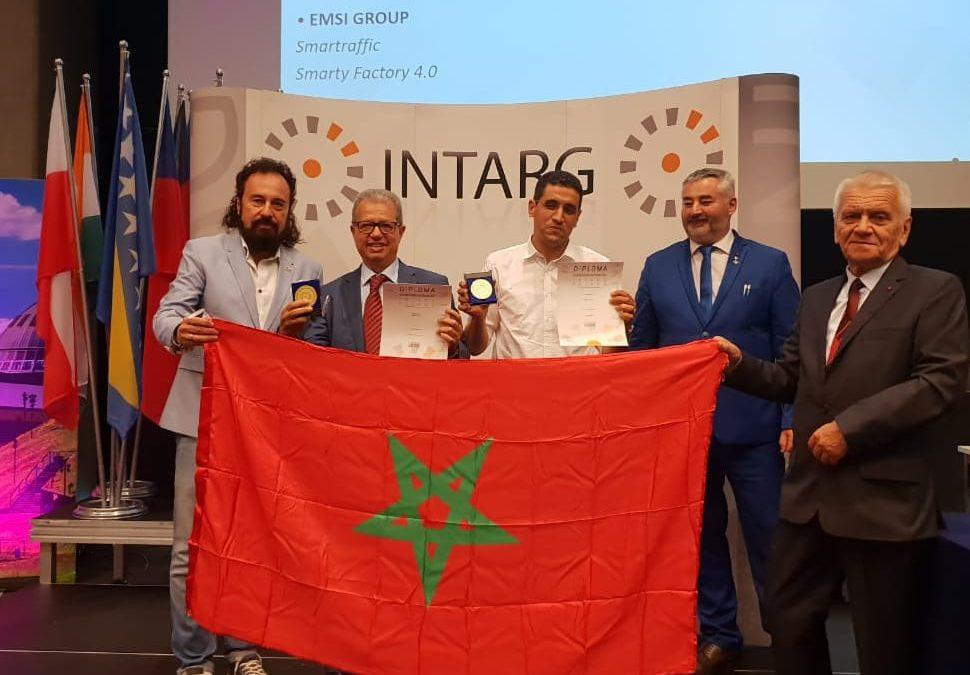 إسطنبول.. المغرب يفوز بأربع ميداليات في المعرض الدولي للابتكار