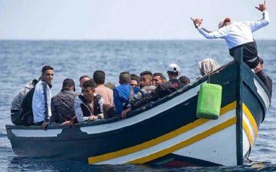 العيون..انقاذ مهاجرين غير الشرعيين من إفريقيا جنوب الصحراء