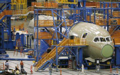 """رسميا..عملاق تصنيع الطائرات """"سبيريت أيروسيستيم"""" يقتني مصنع بومباردييه بالدار البيضاء"""