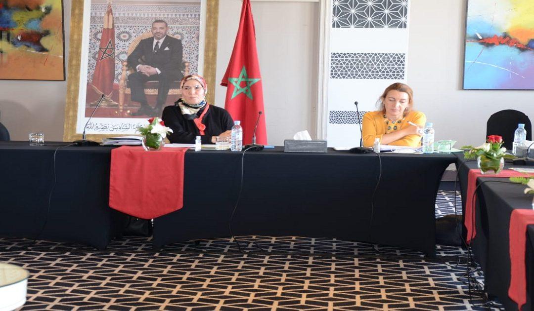 انعقاد الاجتماع التنسيقي لأعضاء لجنة الإشراف وتتبع المراكز الثقافية المغربية بالخارج