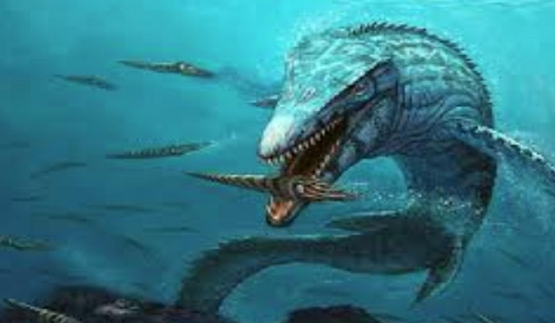"""العثور على ديناصور مائي عملاق """"غافيلميموس المغربنسيس"""" عاش قبل ملايين السنين في  المغرب"""